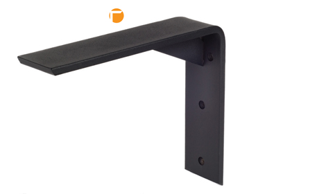 Heavy Duty Countertop Support Brackets for Floating Sinks